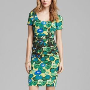 Tracy Reese Hot Sunshine Rose Print Dress 4